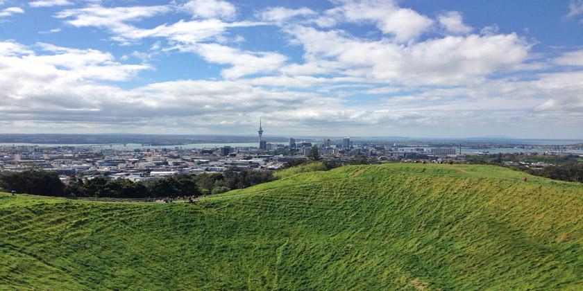 Mount eden - Auckland nieuw zeeland