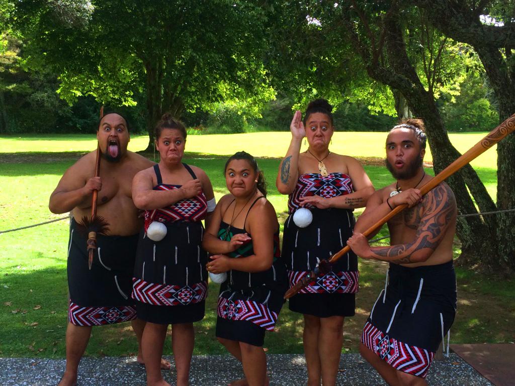 Maori cultuur Nieuw Zeeland