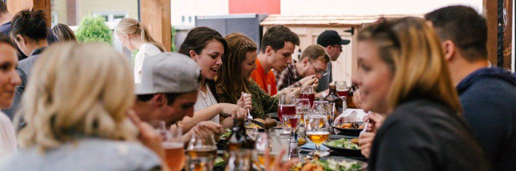 Eet evenement Nieuw Zeeland