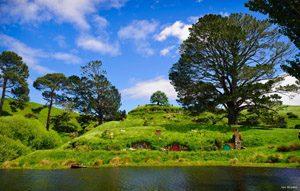 Hobbiton Nieuw Zeeland
