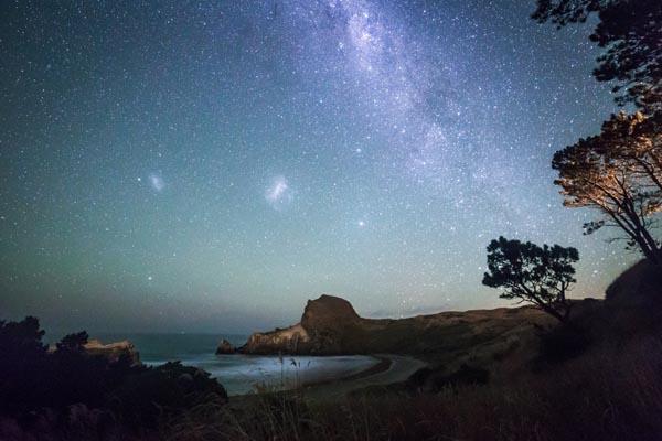 Stargazing New Zealand