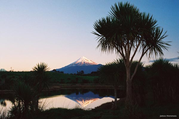 Mt Taranaki, Nieuw Zeeland