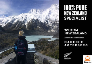 100% pure NZ specialist