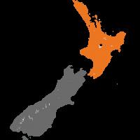 Taupo Nieuw Zeeland