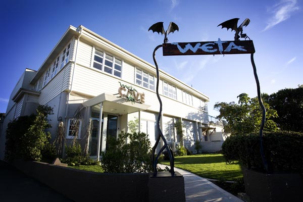 Weta Workshop Wellington