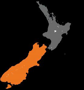 Kaart Oamaru NZ