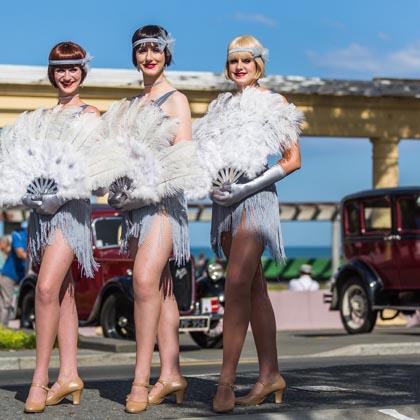 Art Deco festival Napier
