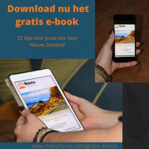 Gratis e-book Nieuw Zeeland