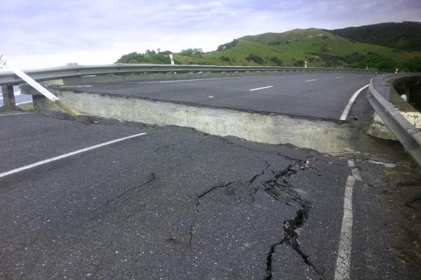 Earthquake Kaikoura